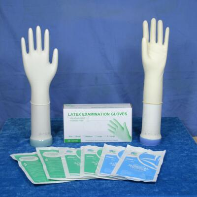 cleanroom sterile gloves