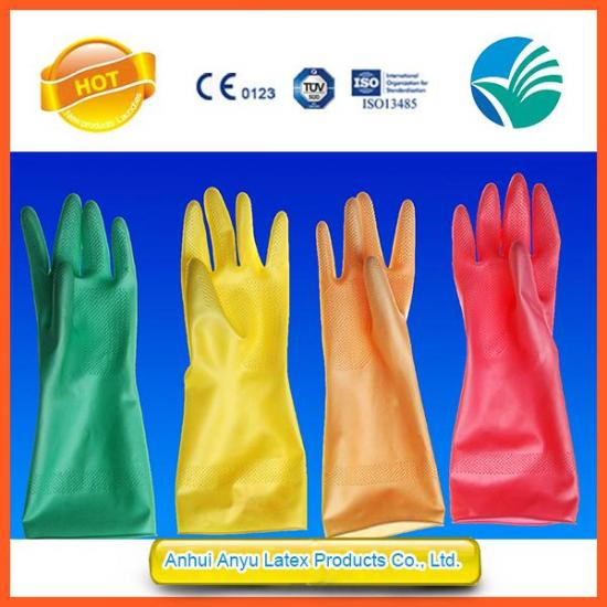 cute cleaning gloves